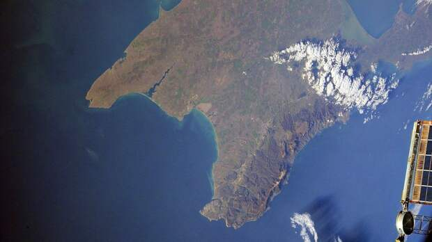 Швеция пообещала отдать Украине российский Крым