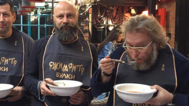 Имущество известного ростовского ресторатора Калинича решили распродать