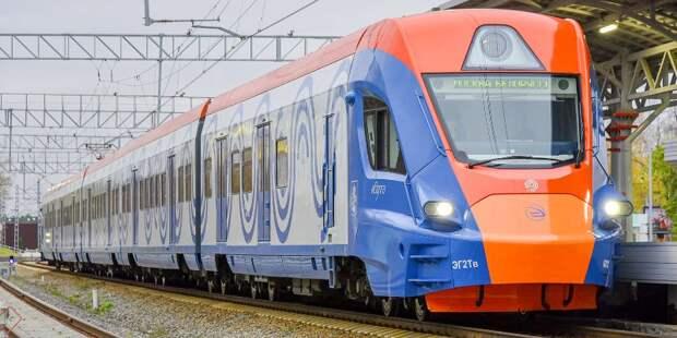 В августе изменится расписание электричек Савеловского направления