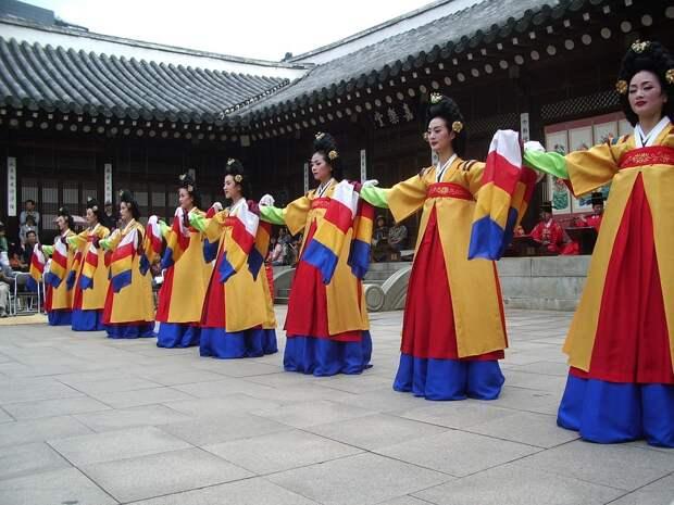 Праздник корейской культуры. Фото: pixabay.com
