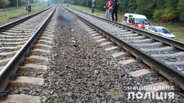 В Боярке поезд сбил женщину