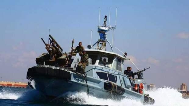 Силы маршала Хафтара перехватили турецкое судно у берегов Ливии