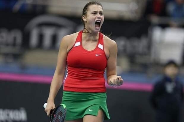Соболенко проиграла во втором круге турнира в Лексингтоне