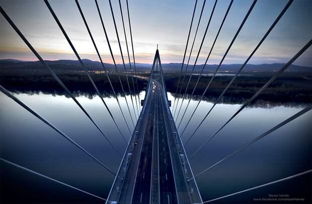 25 великолепных снимков Будапешта с высоты