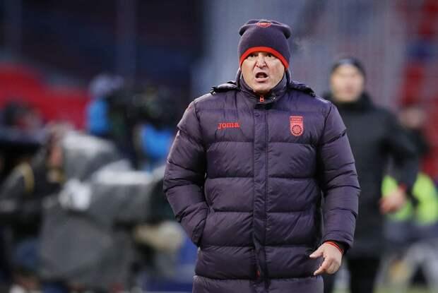 «В какой-то момент уныние охватило всю команду». Мурзагулов — о работе Евсеева в «Уфе»