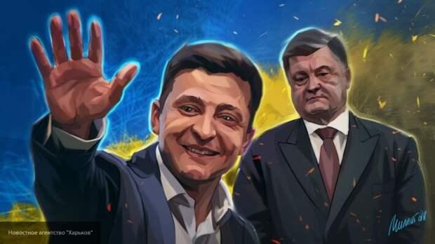 Голышкин: «Зеленский войдет в историю Украины «мастером цирковых номеров»