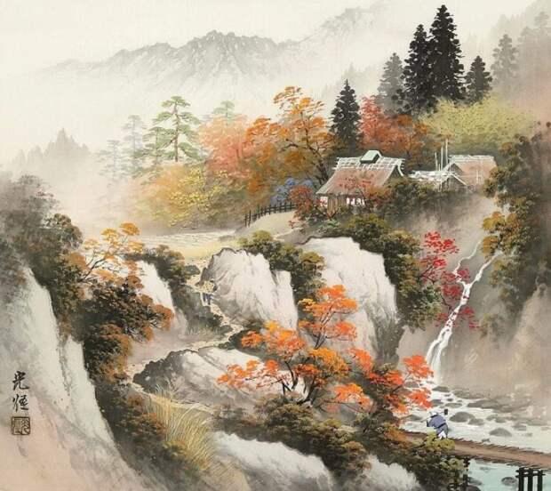 художник Коукеи Кодзима (Koukei Kojima) картины – 18