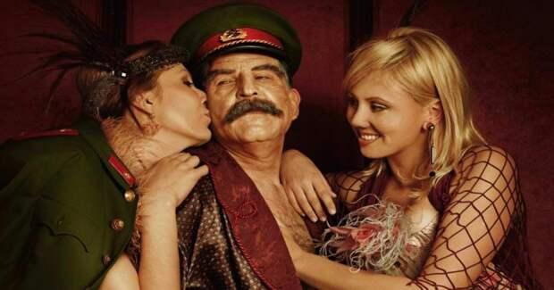 Секс со Сталиным возмутил российских коммунистов