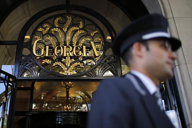 Грабители совершили налет на «лучший в мире» отель