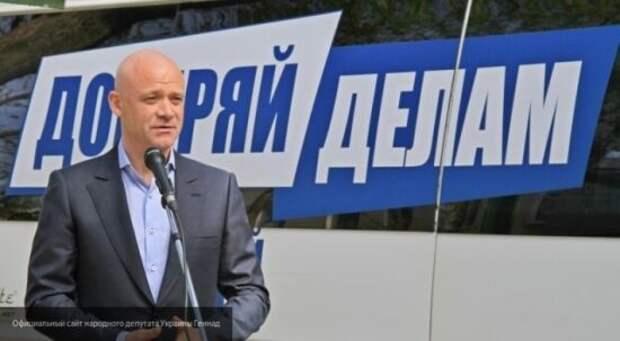 Новая битва за Одессу: Зеленский берет «в уголовные тески» мэра Труханова