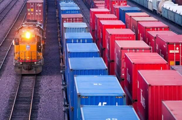 Россия — транспортная артерия для Китая, или «новый Шелковый путь»
