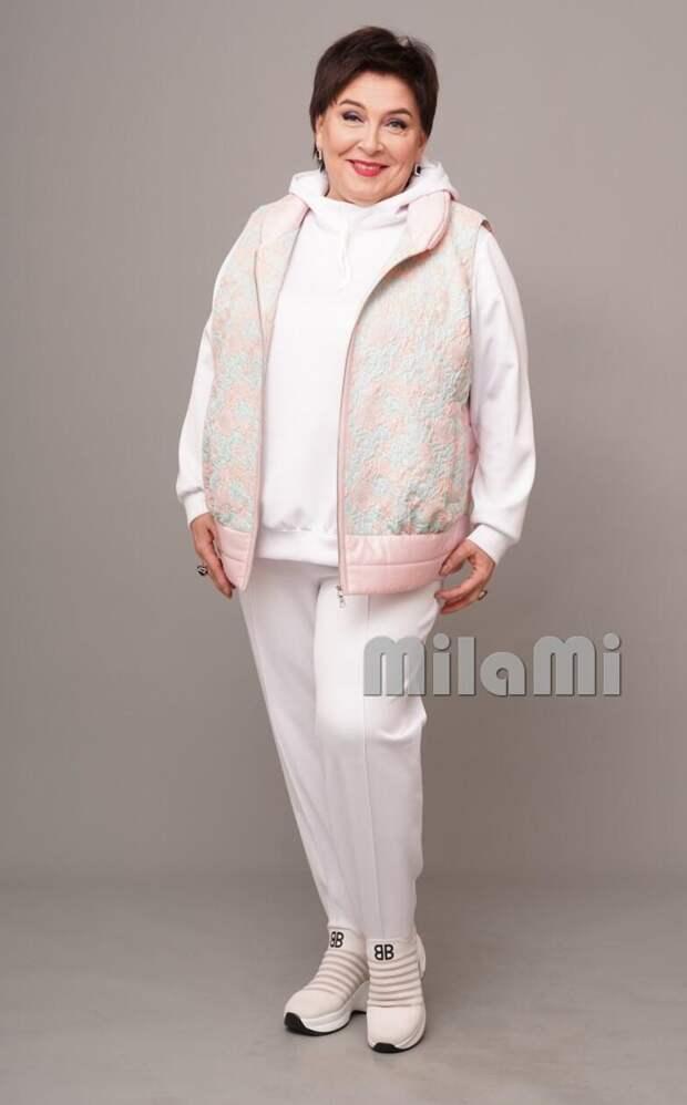 "Фото 9 - спортивный костюм ""MilaMi""."