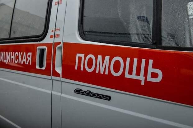 В Ульяновске на ребенка упало дерево