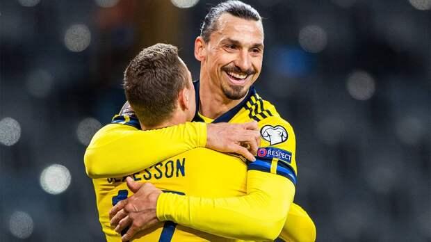 Швеция нанесла крупное поражение Косово в квалификации ЧМ-2022