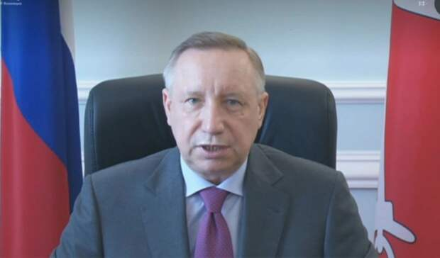 Александр Беглов уволил двух вице-губернаторов