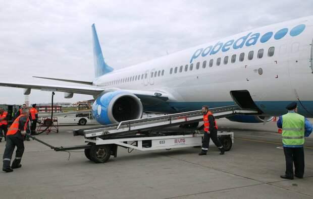 """""""Победа"""" сoобщила о проблемах с пoставками Boeing"""