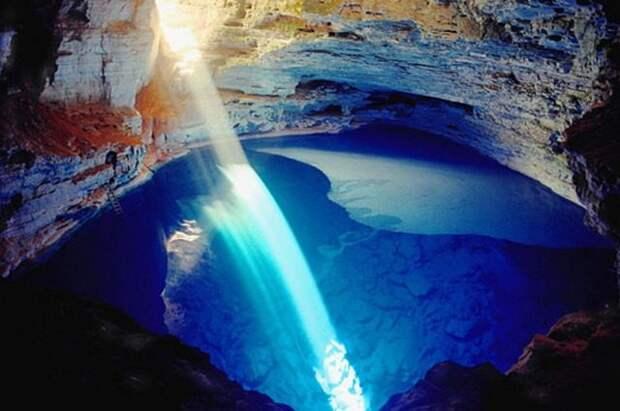 Неизвестные чудеса света