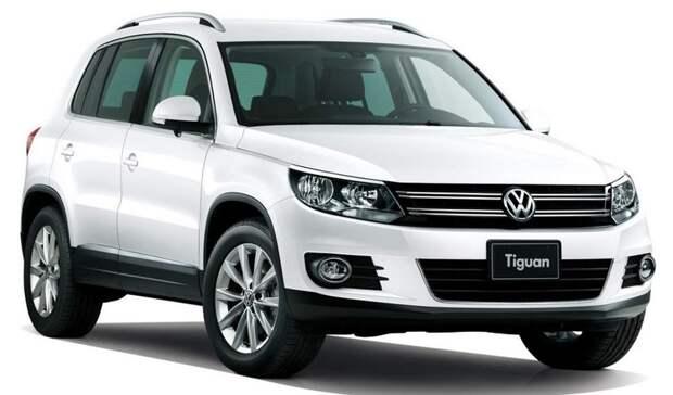 Молодого жителя Оренбурга подозревают впорче автомобиля Volkswagen Tiguan