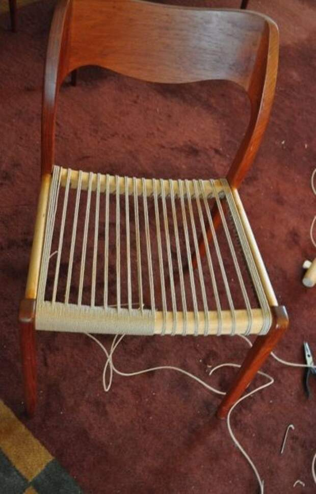 Идеи создания плетеной мебели своими руками