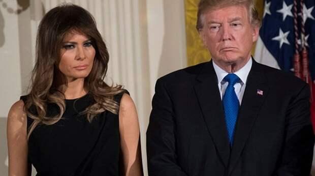 Что не так с Меланией Трамп и ее браком с президентом США?