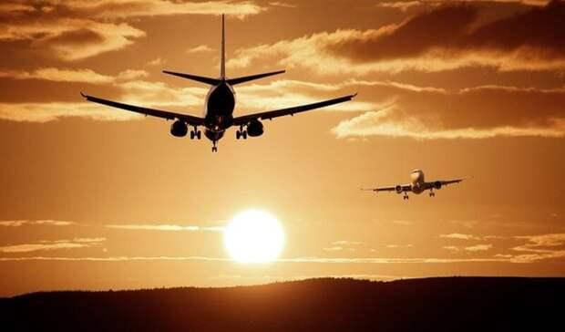 Авиарейс сообщением «Москва - Оренбург» задержали натри часа