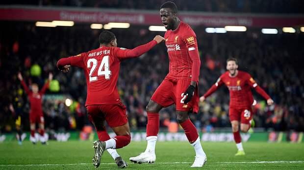 «Арсенал» и«Ливерпуль» устроили дикую перестрелку— 10 голов надвоих! Иеще 9 всерии пенальти
