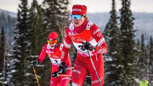 Русскую лыжницу Фалееву лишили золота чемпионата мира