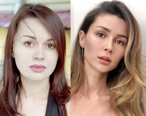 Как в возрасте своих дочерей выглядели звездные мамы