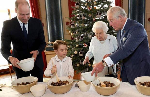 Конечно, члены королевской семьи редко готовят сами, но к еде у них особые требования