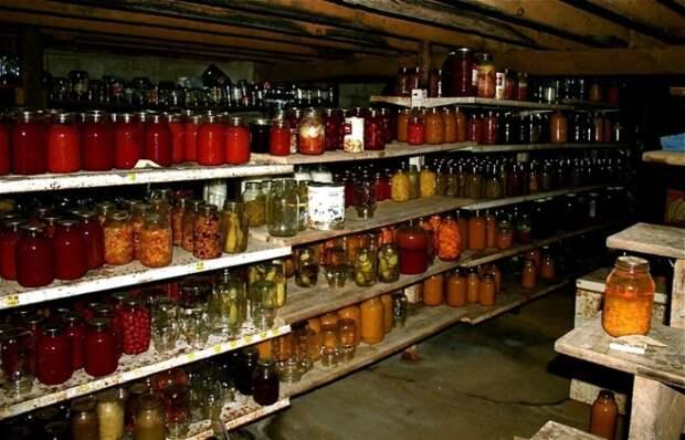 Сколько может храниться домашняя консервация