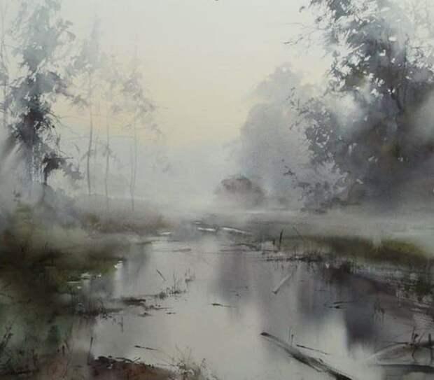 художник Илья Ибряев картины - 18