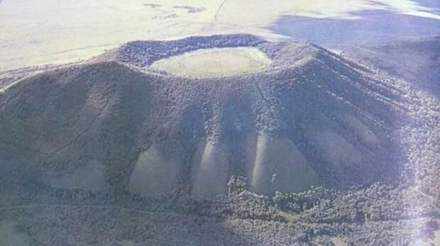 Вулканическое поле Удалянчи. Фото GVP.