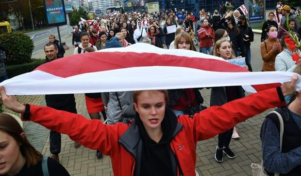 Правозащитники: Призываем всех, кому внятны слова, стать эхом белорусского протеста!