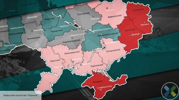 Украинский эксперт предложили включить Донбасс в состав Крыма