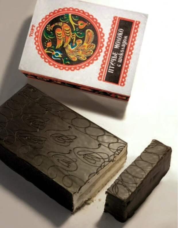 В советские времена торт был в дефиците. / Фото: irecommend.ru