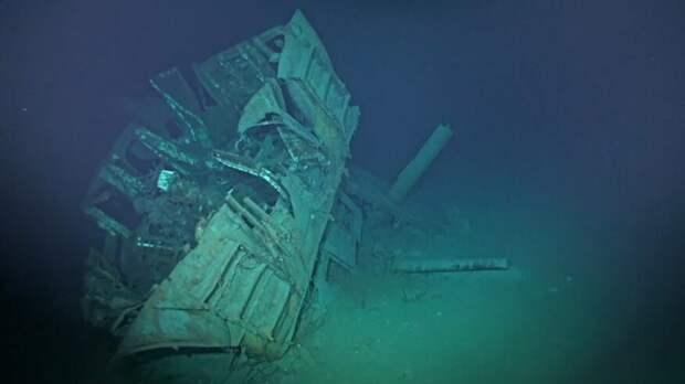 Ученые показали загадочный объект, найденный на глубине 6,2 км