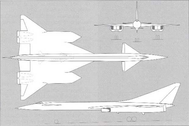 Долгая дорога к Ту-160 Часть 3