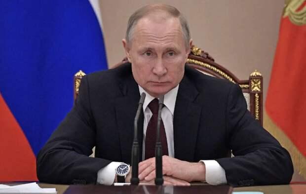Путин подписал закон о праве кабмина замораживать цены на лекарства в случае эпидемии