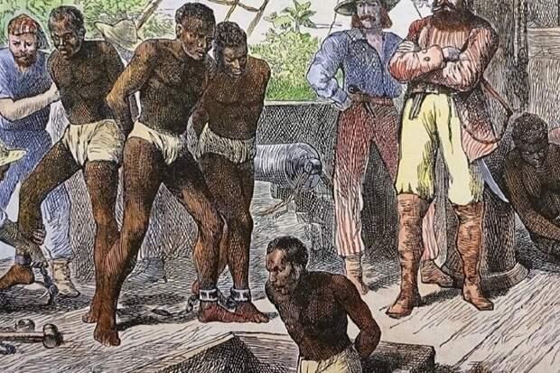 Американские школьники потребовали вернуть рабство в США