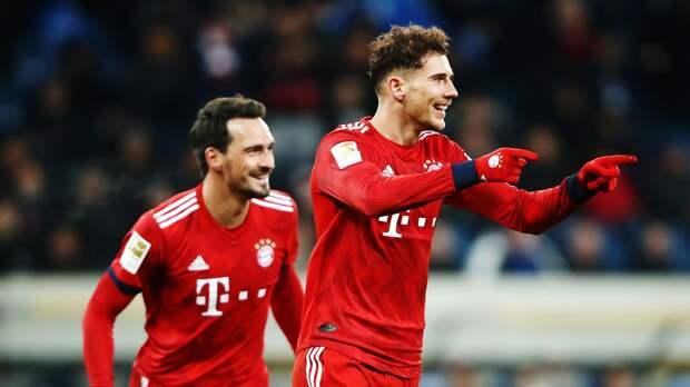 Горецка: «Пропущенный гол от «Вердера» сильно злит, «Бавария» хотела сыграть на ноль»
