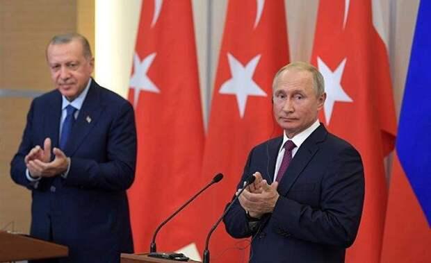 Британия: жесткая сила России и Турции на Кавказе – это тревожный сигнал для Запада