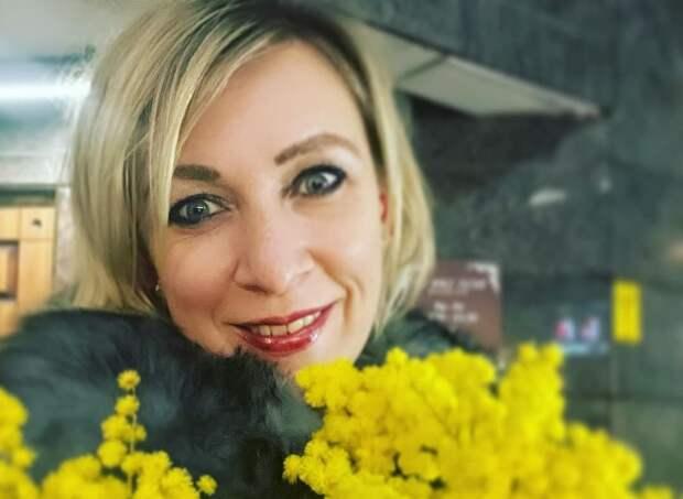 Захарова рассказала о сравнениях с Джен Псаки и отказах Кудрявцевой