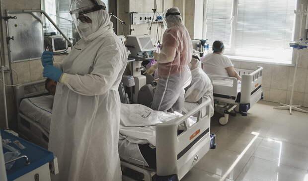 В Башкирии дополнительно разворачивают четыре ковид-госпиталя вместимостью 770 мест