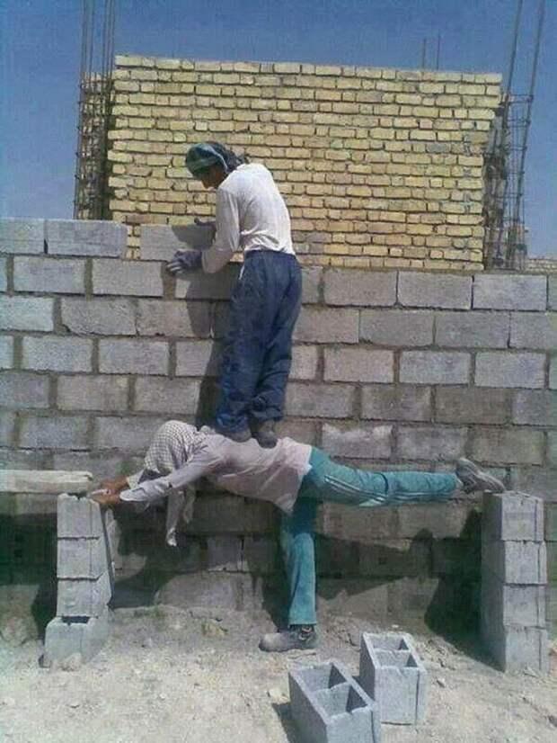 Друг всегда поможет починил, смекалка, юмор, ясделяль