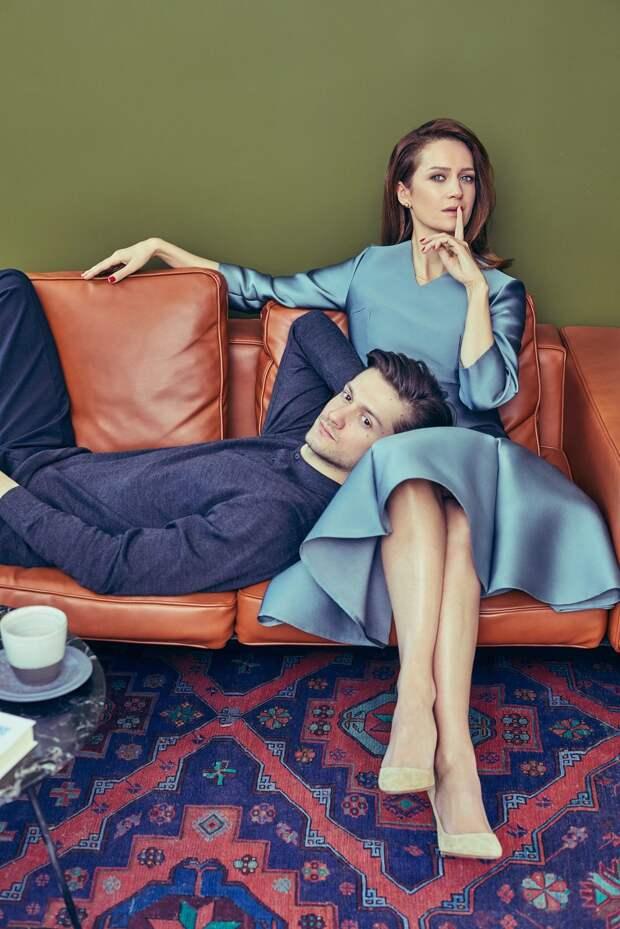 Виктория Исакова и Федор Левин откроют 71-й сезон Театра им. Пушкина «Ложными признаниями»