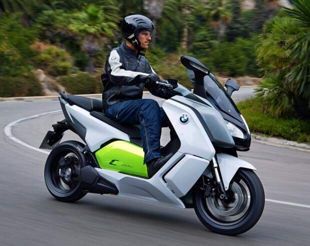 BMW C Evolution: ЭЛЕКТРОМОТОЦИКЛ, кастом-байк, кастомайзинг, мото, мотоцикл, скутер, электротранспорт