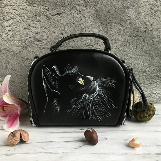 10 необычных сумок ручной работы, которые покорят любую женщину