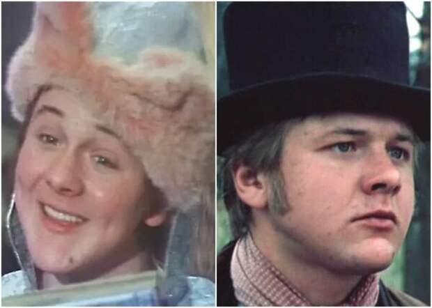 Геннадий Фролов в фильмах «После дождичка в четверг» (1985) и «Дубровский» (1988)