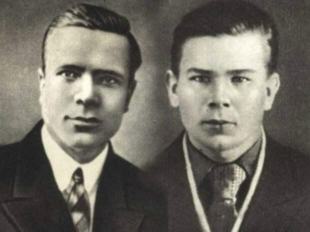 Успешная партизанская засада героев Советского Союза братьев Игнатовых