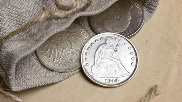Последнее спасение – серебро. США готовятся к отказу от доллара
